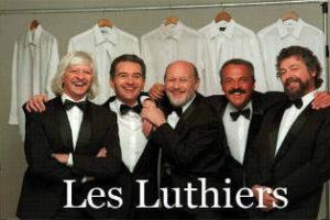 Reconocimiento a la trayectoria de Les Luthiers
