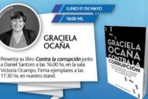 """Libro: Ocaña presenta """"Contra la Corrupción"""""""
