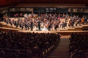 Shlomo Mintz y la Orquesta Sinfónica Nacional
