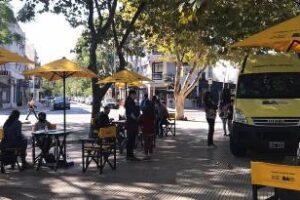 Ciudad:El Estado en tu Barrio Estación Pueyrredón y Plaza Sáenz Peña
