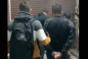 Ciudad:Detenidos por comercializar celulares denunciados como robados