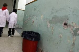 Falencias en los mantenimiento de edificios escolares públicos