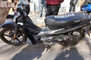 Parque Chacabuco: Persiguieron y detuvieron a un motochorro