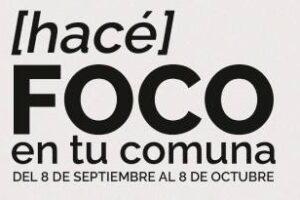 """Ciudad:Concurso de fotografía """"Hacé Foco"""" (en tu Comuna)"""