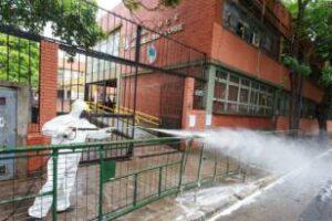 Escuelas porteñas: Participaron del operativo de limpieza 3.000 personas