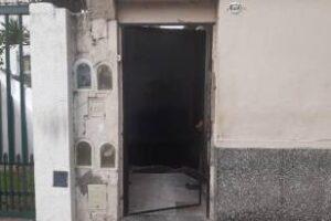Barrio porteño de Vélez Sarsfield: Intentan violentar una vivienda