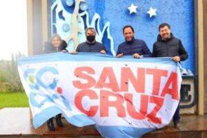CC ARI: Candidata santacruceña Roxana Reyes ,fuerte respaldo