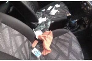 Ciudad:Menor detenido intentando robar el estéreo de un auto